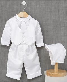 Lauren Madison Baby Boys Suit, Baby Boys Christening Suit- minus the hat Baby Boy Christening Suit, Baby Boy Baptism Outfit, Baby Boy Suit, Baby Boy Hats, Baby Boy Outfits, Kids Outfits, Baby Boys, Baptism Outfits For Boys, Baby Baptism