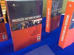 Um terço dos haitianos vive fora do país, mostra livro sobre imigração para o Brasil
