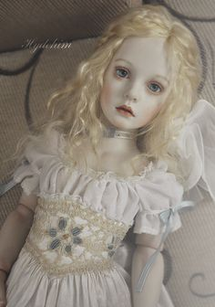 Doll with Beautiful Face