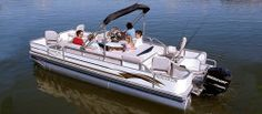 New 2010 Cypress Cay Boats 230 Angler Pontoon Boat