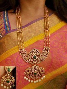 Choker, Gold Jewellery Design, Gold Jewelry, Gold Necklace, Gold Plated Jewellery, Beaded Jewelry, Gold Temple Jewellery, Handmade Jewelry, Jewelry Wall