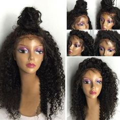 GET $50 NOW   Join RoseGal: Get YOUR $50 NOW!http://m.rosegal.com/human-hair-wigs/long-shaggy-kinky-curly-lace-831344.html?seid=7631084rg831344
