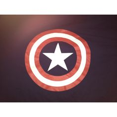 May 3rd- Something you wore today.  Captain America T-shirt :)