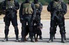 federal agencies swat team