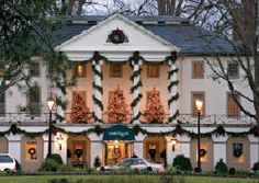 Great Places to See Santa: Colonial Williamsburg, Virginia