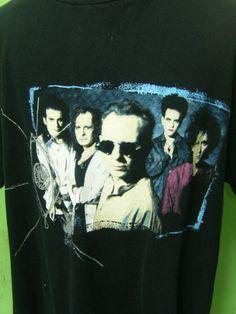 Vintage 1992 Wish Tour Brockum Black T shirt The by OldTimeTees, $89.99