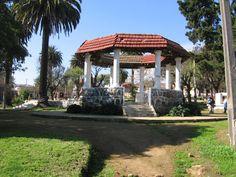 Plaza de la Conquista: Cerro Placeres, Valparaiso, Chile