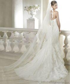 Sigal, vestido de novia San Patrick 2015