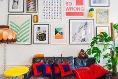 Apartamento no estilo Kitsch de tirar o fôlego!