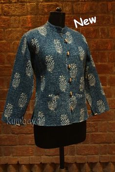 Jacket Quilted Full Sleeve (JQFS): S - XL