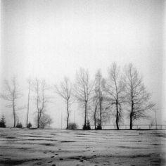 Uprostřed zimy na Kořenci