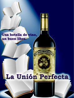¡Feliz Día del Libro!  Comprad, regalad libros y repartiréis felicidad. Y si es con vino, mejor.