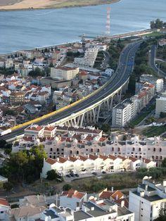 Vila Franca de Xira Portugal, Isaac Newton, Paris Skyline, Trail, Dolores Park, Building, Places, Villas, Cities