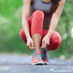 Are you running or walking this season? How to do it safely. #running