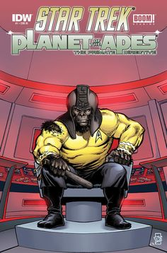 Star Trek / Planet of the Apes