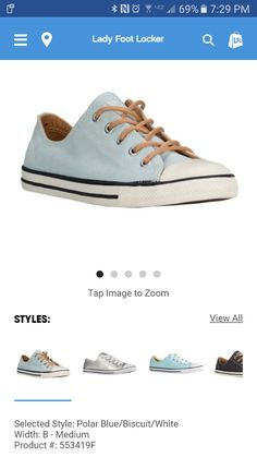 c1b4f258af51 Converse Chuck Taylor All Star Dainty Shoe ( 76) ❤ liked on ...
