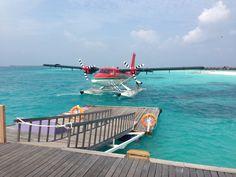 Arrival at LUX* South Ari Atoll, Maldives #luxsouthariatoll #maldives