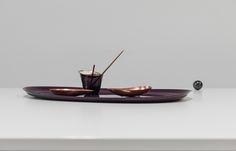 purple reigns zerunianandweisz.  copper handmade 7000blows @Stefan Zeisler Purple Reign, Handicraft, Incense, Copper, Handmade, Craft, Hand Made, Arts And Crafts, Brass