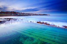 Bronte Ocean Baths: Bronte Ocean Baths, #Sydney NSW #Australia