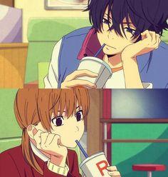 My little Monster- Shizuku Mizutani, Haru Yoshida Loved this anime!