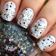 'Undercover' from Sinful Colors new Army inspired collection over a base of…