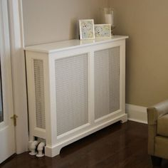 "Shaker Style Radiator Cover... aka ""Manhattan cover"""