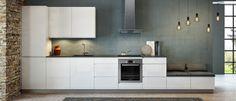 Kvik – Keuken, Badkamer & Garderobe – Iedereen heeft recht op een coole keuken. Linea Gloss kitchen. www.kvik.nl