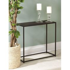 You'll love the Magers Mini Console Table at Wayfair - Great Deals on all Furniture products with Free Shipping on most stuff, even the big stuff.