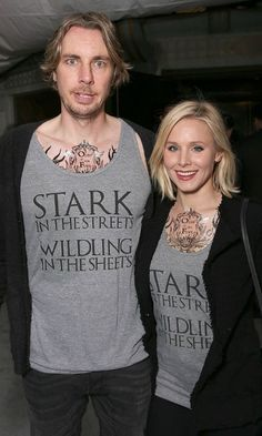 Dax Shepard and Kristen Bell are officially the ultimate 'Game of Thrones' fans