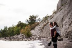 Scarborough Bluffs journalistic engagement on an overcast fall day. We went to the beach, the cliffs, the swamp and walked the trails too for some images. Scarborough Bluffs, Engagement, Beach, Image, Seaside, Engagements