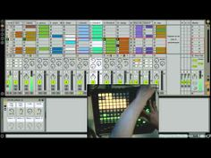 Happy Hour II (Live session Dubtechno Ableton Live + APC40) - YouTube