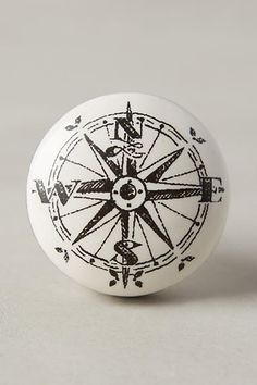 Compass Knob - anthropologie.com