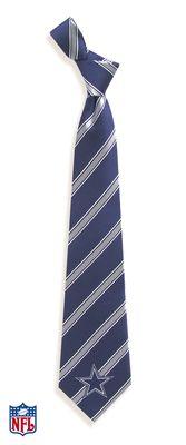 Dallas Cowboys Striped Woven Tie