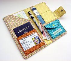 Handbag Patterns, Bag Patterns To Sew, Sewing Patterns, Wallet Sewing Pattern, Bag Pattern Free, Tote Pattern, Birthday Gifts For Teens, Teen Birthday, Sew Wallet