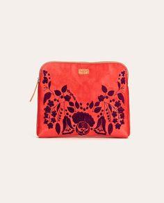 Consuela - Valentina Cayenne Portfolio Clutch, Valentina Collection, $112.00