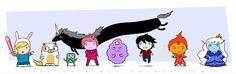 Adventure Time Genderbend