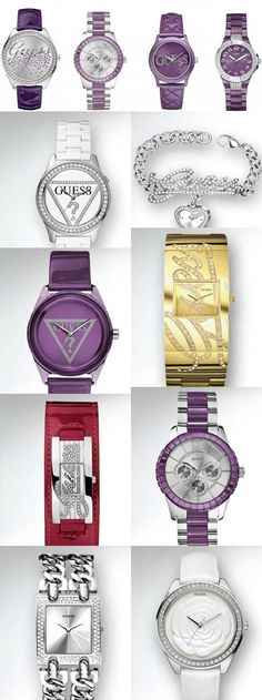 Guess watches winter 2012 2013