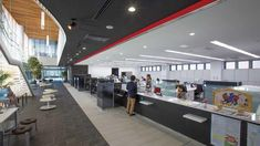 飛騨信用組合 新本店 | 納入事例 | ITOKI Okayama, Office Reception, Workplace Design, Counter, Landscape, Interior, Furniture, Home Decor, Bebe