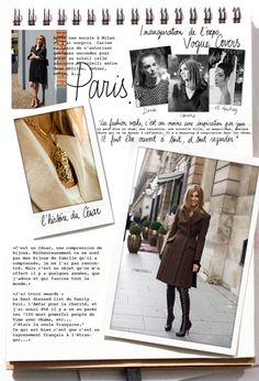 Vogue Style Board