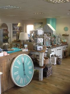 Everything Westward seaside shop. #northdevon #seaside
