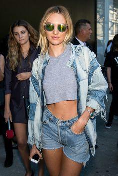 Resultado de imagen para shorts jeans diseño antiguo moda