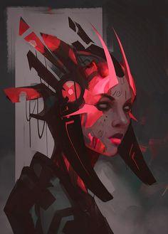 Daily sketches week #21, Tomasz Chistowski on ArtStation at https://www.artstation.com/artwork/ymQEK