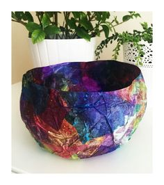 Paper Mache Crafts are fun activities for both, adults and kids alike. There really is no limit to the creative outlets Paper Mache crafts offer. I personally always enjoyed making bowls. I just have a thing for pretty artsy bowls, whether they are ceramic, porcelain or made out of Paper Mache. I love decorating my...