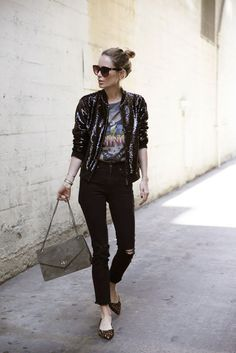 How To Work Sequins Into Your Everyday Look