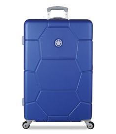 De Caretta koffer van SUITSUIT is een trendy koffer met het kenmerkende schildpaddenpatroon van het merk. Een ruime koffer voor op reis waar je mee gezien mag worden! (€99,95) #Caretta #Suitcase #28inch #Spinner #Koffers #SUITSUIT