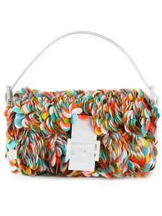 Shop Fendi 'Baguette' shoulder bag in Stefania Mode from the world's best independent boutiques at farfetch.com. Over 1500 brands from 300 boutiques in one website.
