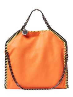 Falabella Shaggy Deer Foldover Small Tote by Stella McCartney at Gilt