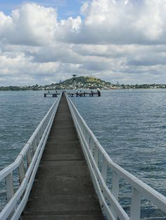 Okahu Bay Auckland.