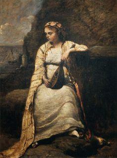 Haydée o jeune fille en costume grec, ca. 1870-72