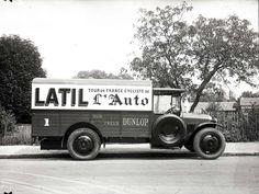 Voiture Latil 1933